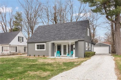 1210 Crawford Drive, Indianapolis, IN 46220 - #: 21556723