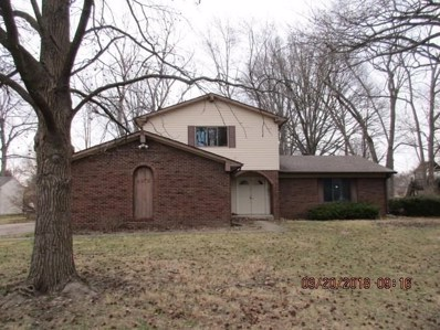 4078 Rocking Chair Road, Greenwood, IN 46142 - MLS#: 21556783