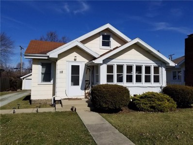 112 W 38th Street, Anderson, IN 46013 - #: 21556814