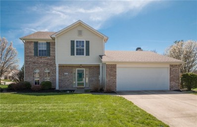 10611 E Creekside Woods Drive, Indianapolis, IN 46239 - #: 21556898