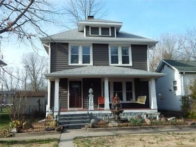 80 E Adams Street, Franklin, IN 46131 - MLS#: 21556934