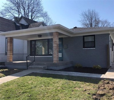 849 Lincoln Street, Indianapolis, IN 46203 - #: 21557007