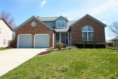 7607 Geist Estates Drive, Indianapolis, IN 46236 - #: 21557075