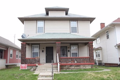 205 Hendricks Place, Indianapolis, IN 46201 - MLS#: 21557212