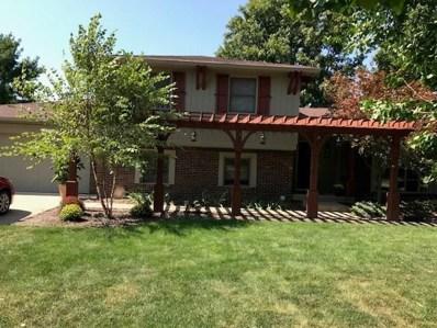 954 Santa Ana Drive, Greenwood, IN 46143 - #: 21557388
