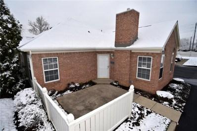7322 Chapel Villas Lane UNIT A, Indianapolis, IN 46214 - #: 21557409