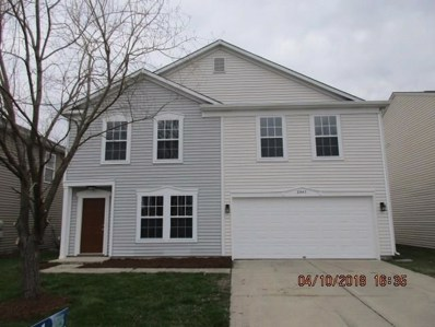 2343 Blackthorn Drive, Franklin, IN 46131 - #: 21557440