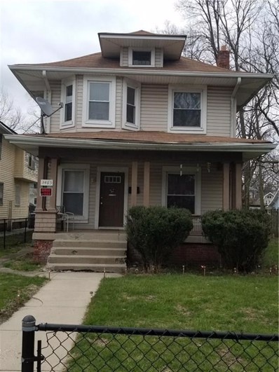 3465 Carrollton Avenue, Indianapolis, IN 46205 - #: 21557547