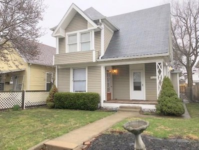 1333 Hiatt Street, Indianapolis, IN 46221 - MLS#: 21557575