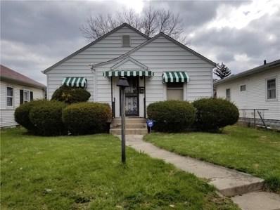 1731 Sharon Avenue, Indianapolis, IN 46222 - #: 21557633