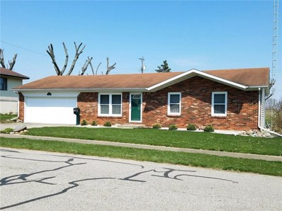 1208 Waggoner Drive, Rushville, IN 46173 - #: 21557718