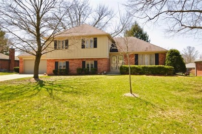 8421 Chapel Glen Drive, Indianapolis, IN 46234 - #: 21557761