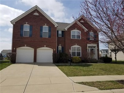 12394 Brean Way, Fishers, IN 46037 - #: 21557771