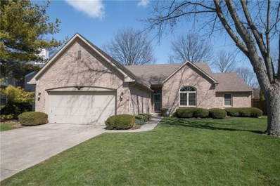 7639 Pinesprings West Drive, Indianapolis, IN 46256 - #: 21557780