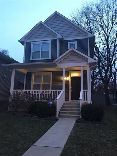 3034 Ruckle Street, Indianapolis, IN 46205 - #: 21557826