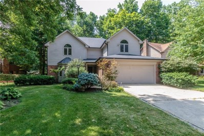 7491 Fieldstone Court, Indianapolis, IN 46254 - #: 21557841