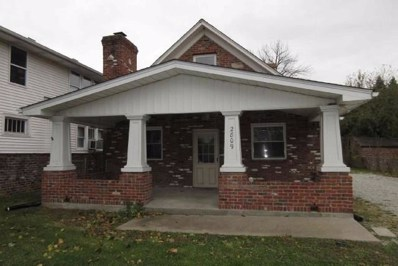 2809 Hervey Street, Indianapolis, IN 46203 - #: 21557842