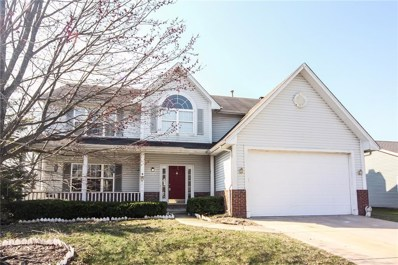 4835 Pineleigh Place, Greenwood, IN 46143 - #: 21558027