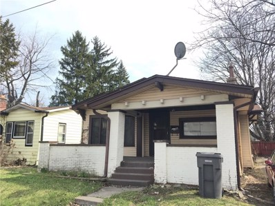 4019 E Michigan Street, Indianapolis, IN 46201 - #: 21558064