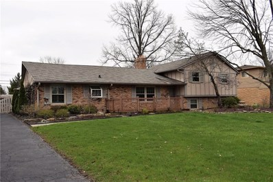 6821 Grosvenor Place, Indianapolis, IN 46220 - #: 21558068
