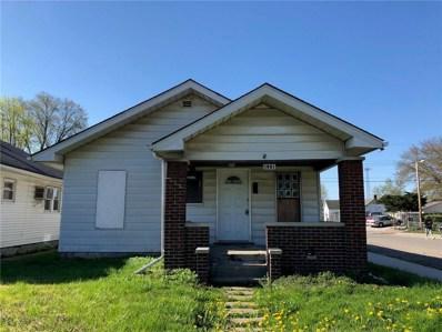 1601 Iowa Street, Indianapolis, IN 46203 - MLS#: 21558111
