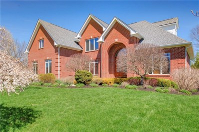 7422 Fox Hollow Ridge, Zionsville, IN 46077 - #: 21558146