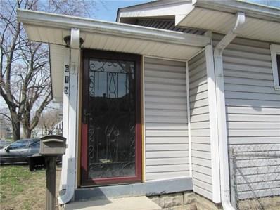 615 N Alton Avenue, Indianapolis, IN 46222 - #: 21558157