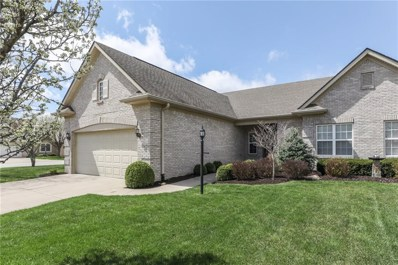 588 Parkhurst Court, Greenwood, IN 46142 - MLS#: 21558212
