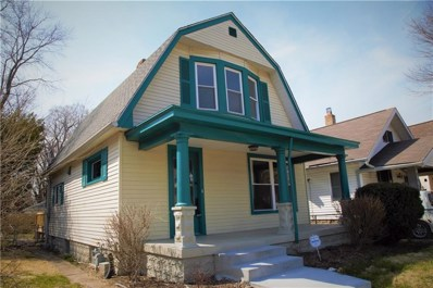 342 N Dequincy Street, Indianapolis, IN 46201 - MLS#: 21558254