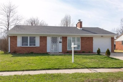 3510 N Galeston Avenue, Indianapolis, IN 46235 - #: 21558276