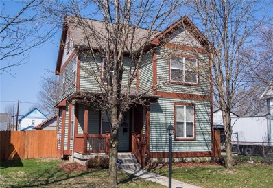 2330 N New Jersey Street, Indianapolis, IN 46205 - #: 21558298