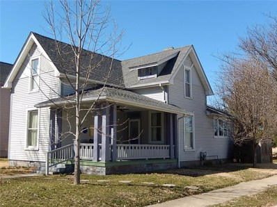 728 E Main Street, Crawfordsville, IN 47933 - MLS#: 21558318