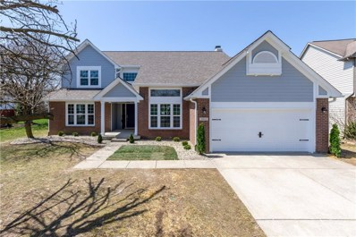9912 Mapleton Court, Fishers, IN 46037 - MLS#: 21558320