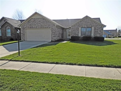 663 Oldefield Commons Drive, Greenwood, IN 46142 - #: 21558356