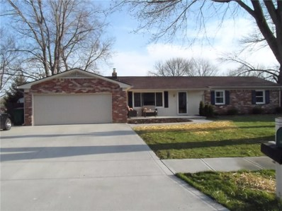 205 Dover Road, Brownsburg, IN 46112 - #: 21558370