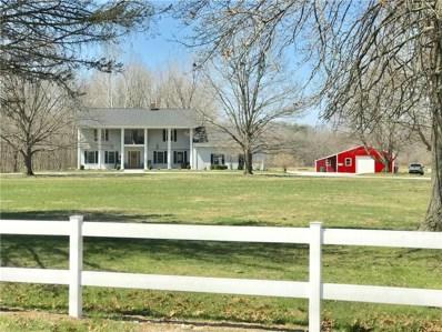 1308 N County Road 600 E, Avon, IN 46123 - MLS#: 21558477