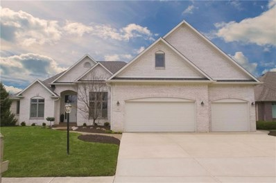 7110 Franklin Parke Boulevard, Indianapolis, IN 46259 - #: 21558482