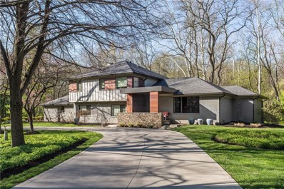 275 Williams Lane, Indianapolis, IN 46260 - #: 21558500