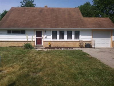 4046 N Webster Avenue, Indianapolis, IN 46226 - #: 21558574