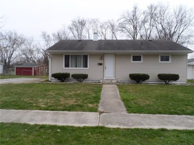 105 W William Drive, Brownsburg, IN 46112 - MLS#: 21558575