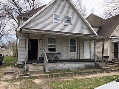 653 Birch Avenue, Indianapolis, IN 46221 - #: 21558576