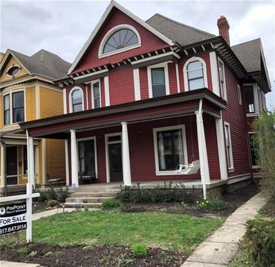 1936 N Delaware Street, Indianapolis, IN 46202 - #: 21558583