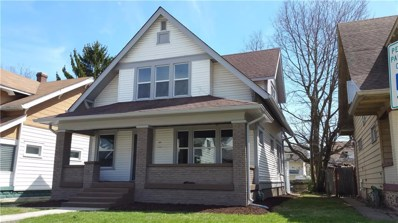 331 Northern Avenue, Indianapolis, IN 46208 - #: 21558622