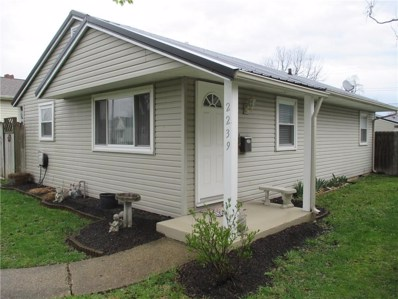 2239 Maple Street, Columbus, IN 47201 - #: 21558706