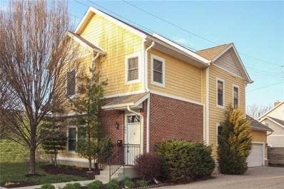 606 Broadway Place, Indianapolis, IN 46202 - MLS#: 21558723