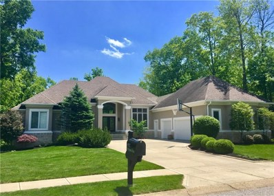 6917 Bentgrass Drive, Indianapolis, IN 46236 - #: 21558774