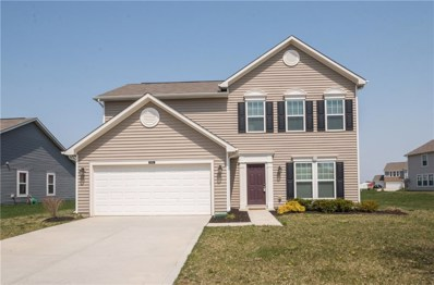 5564 W Woodhaven Drive, McCordsville, IN 46055 - #: 21558799