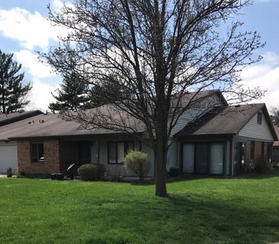 8439 Chapel Pines Drive UNIT 84, Indianapolis, IN 46234 - MLS#: 21558810