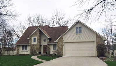 8127 Tanager Court, Indianapolis, IN 46256 - #: 21558884