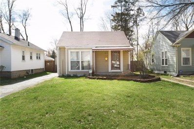 4918 N Kingsley Drive, Indianapolis, IN 46205 - #: 21559237